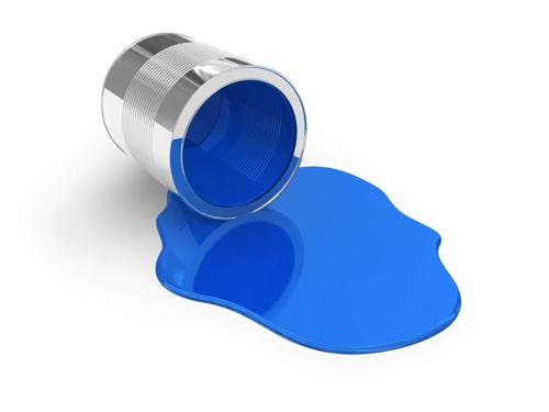 Conseils la couleur bleue blog shane - La couleur bleue ou bleu ...