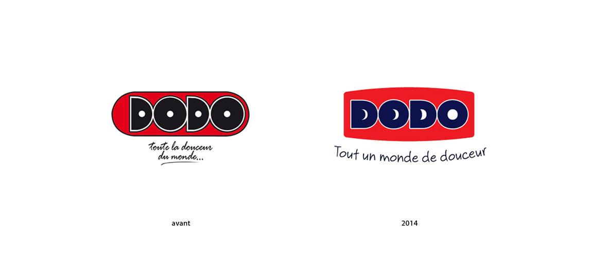 un nouveau logo pour dodo la marque de literie shane