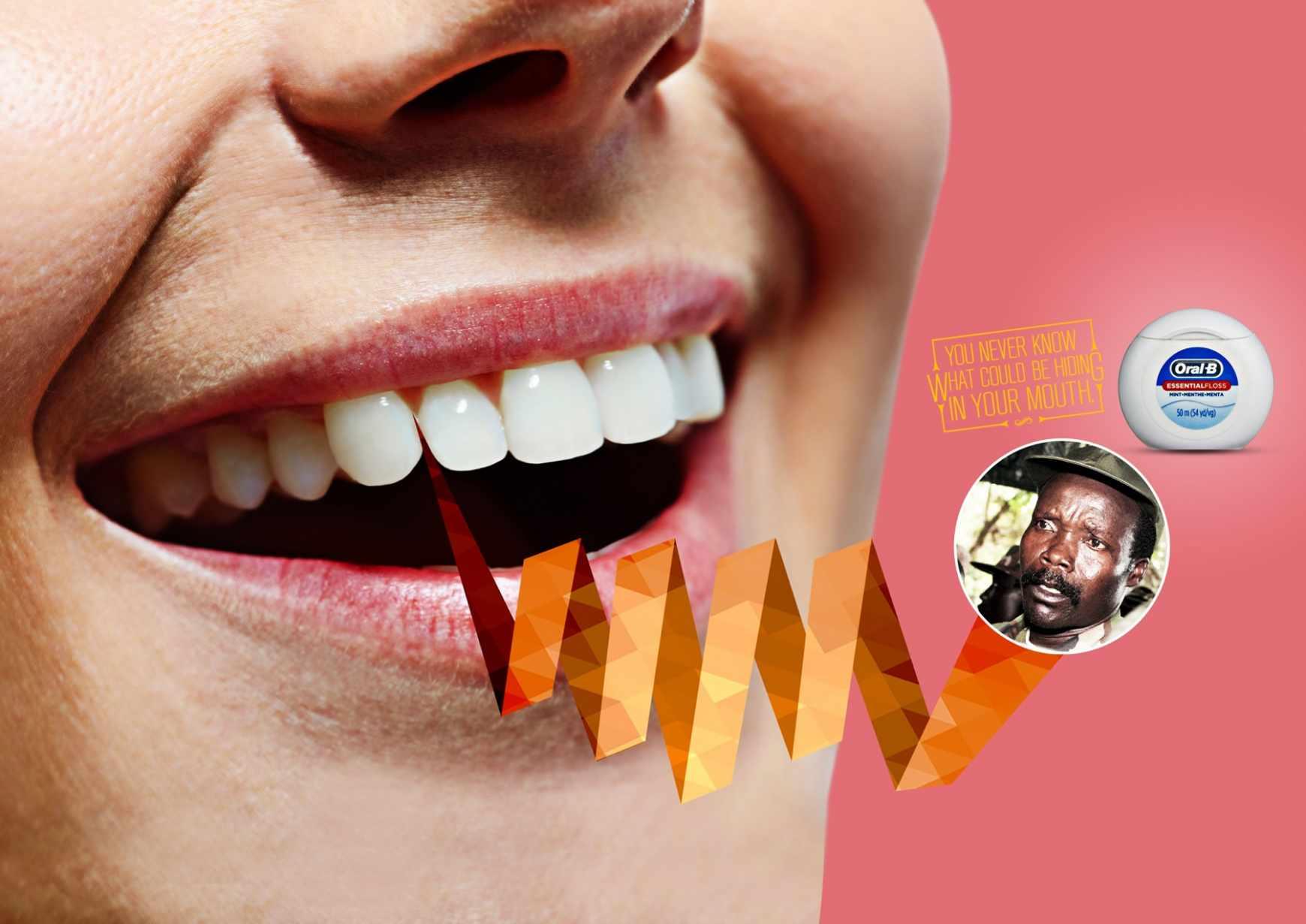 Реклама oral b 7 фотография