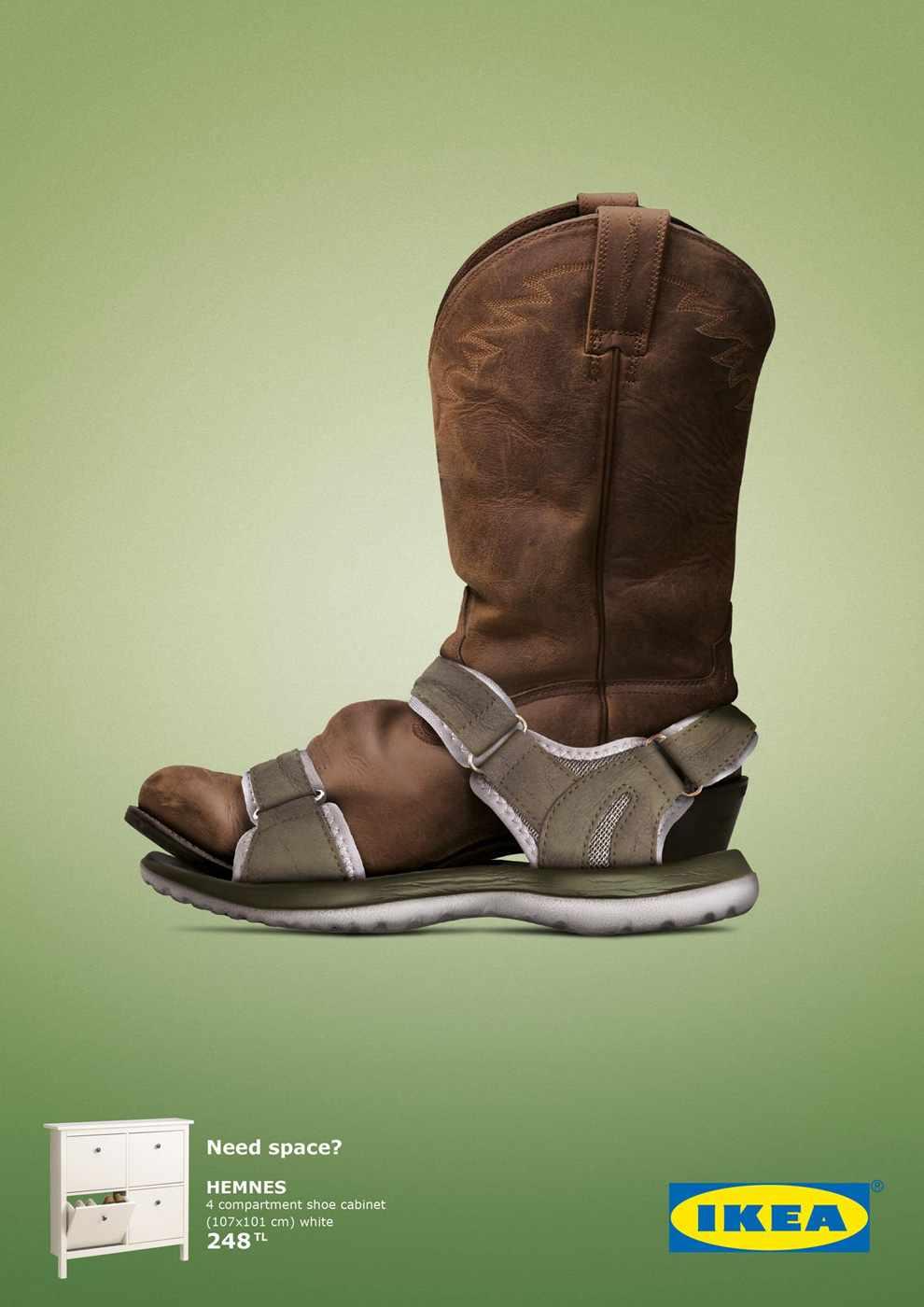ADVERTISEMENT - An incredible selection 119 Ikea ads : Blog Shane